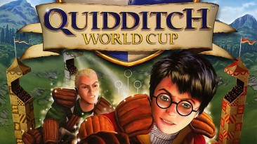 "Harry Potter: Quidditch World Cup ""Original Video Game Soundtrack"""
