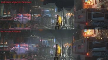 """Resident Evil 3 """"Удаление виньетки (включая HDR)"""""""