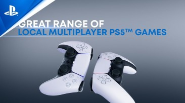 Вместе играть веселей: Sony показала в новом рекламном видео кооперативные игры для PlayStation 5