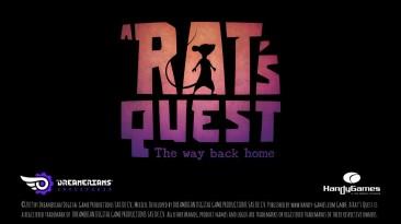 Приключенческая игра A Rat's Quest: The Way Back Home разрабатывается для Switch
