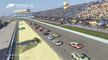 Официальный трейлер DLC NASCAR для Forza Motorsport 6