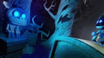SIE Japan Studio эксклюзивно для PlayStation VR разрабатывает платформер Astro Bot: Rescue Mission