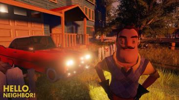 Состоялся релиз бесплатной игры Hello Neighbor Pre-Alpha