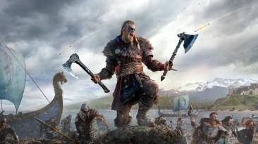 """Возможная нить между """"Вальгаллой"""" и первой Assassin's Creed"""