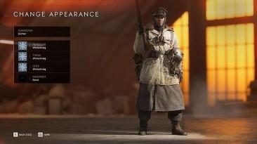 Последняя волна контента: в Battlefield V появится эпический немец и новая карта