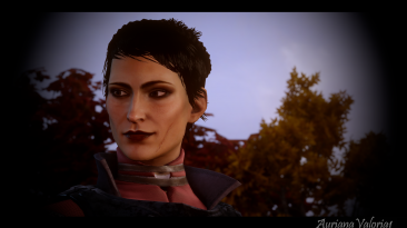"Dragon Age: Inquisition ""Refined Cassandra"""