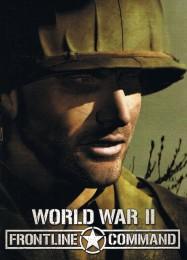 Обложка игры World War 2: Frontline Command