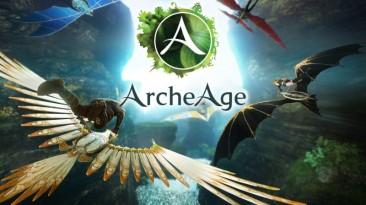 """В ArcheAge скоро откроется новый сервер """"Кракен"""""""