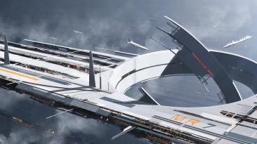 Новый арт следующей части Mass Effect в качестве