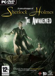 Обложка игры Sherlock Holmes: The Awakened - Remastered