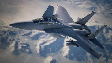Новый трейлер Ace Combat 7: Skies Unknown отмечает выпуск DLC Experimental Aircraft