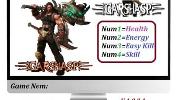 Garshasp: The Monster Slayer: Трейнер/Trainer (+4) [1.0.0.1 - 1.1.0.3906] {Abolfazl.k}