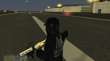 "Grand Theft Auto: San Andreas ""GTA 5 HUD SAMP Edition"""