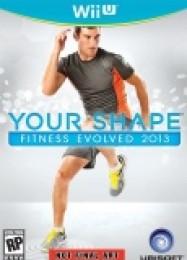 Обложка игры Your Shape: Fitness Evolved 2013