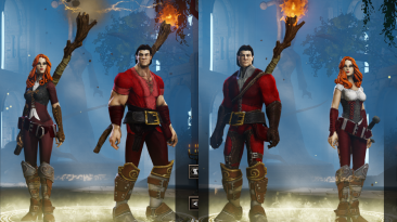 """Divinity: Original Sin """"Mage Robes to Clothes"""""""