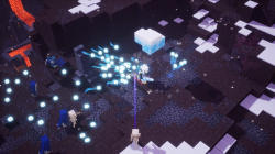 Сезонное мероприятие Chills and Thrills теперь доступно в Minecraft Dungeons