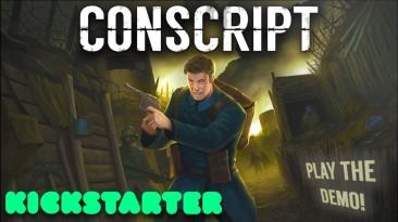 Пиксель-артный хоррор на тему Первой мировой Conscript вышел на Kickstarter