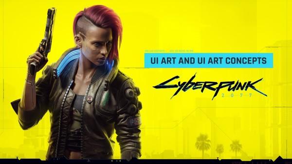 Опубликованы концепции интерфейса Cyberpunk 2077 - PlayGround.ru