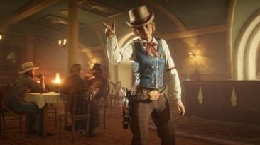 В Red Dead Redemption 2 обнаружили наскальную резьбу, напоминающую инопланетную форму жизни