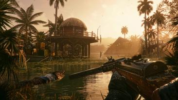 "Far Cry 6 ""Увеличенный радиус тумана войны"""