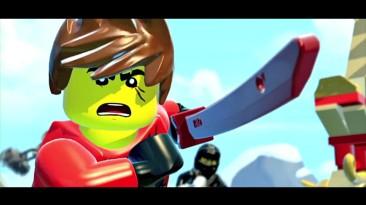 "LEGO Ninjago Shadow of Ronin ""Релизный трейлер"""