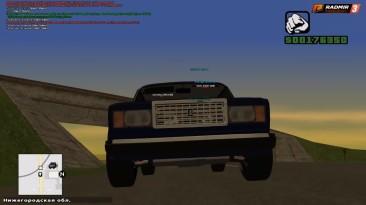Grand Theft Auto: San Andreas - Выбираем лучшую машину на RADMIR RP