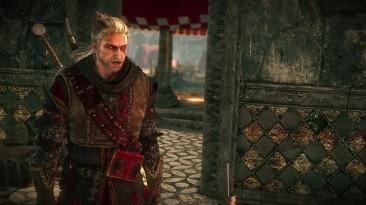 """Witcher 2: Забавный момент из миссии """"Лилии и змеи"""""""