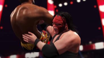 Задержка WWE 2K22 обострила отношения между WWE и 2K Sports