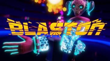 Blaston - новая VR PvP-игра, которая выйдет на ПК в конце этого года