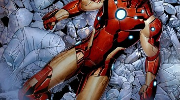 "LEGO Marvel's Avengers ""Comics Iron Man Mark 38 (Bleeding Erdge)"""