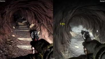 Сравнение графики - Call of Duty Black Ops: E3 2010 Demo vs Retail PS3