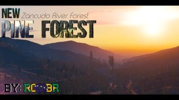 """Grand Theft Auto 5 """"Zancudo River Forest [Map Editor] 1.0"""""""