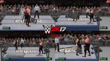 "WWE 2K17 ""Набор хардкорного оружия WWE 2K19 Порт Мод"""