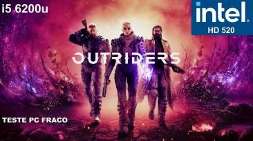 "Outriders ""Оптимизация для слабых ПК"""