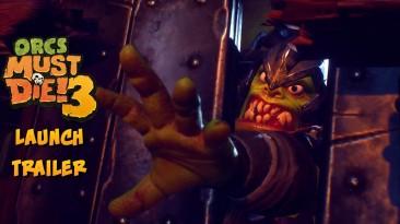 Orcs Must Die! 3 вышла на ПК, Xbox и Playstation