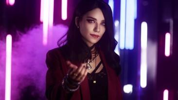 Косплей вампирши из Vampire: The Masquerade - Bloodlines 2