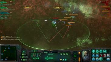 """Battlefleet Gothic Armada """"прохождение на русском Планетоубийца Глава 4 - Ч5 обзор"""""""