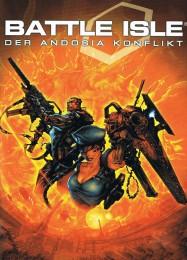 Обложка игры Battle Isle: The Andosia War