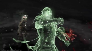 Enchantress Делает свою ульту,всем персонажам