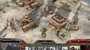 "Command & Conquer Generals: Zero Hour ""Карта - Subzero"""