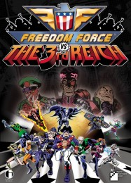 Обложка игры Freedom Force vs the 3rd Reich