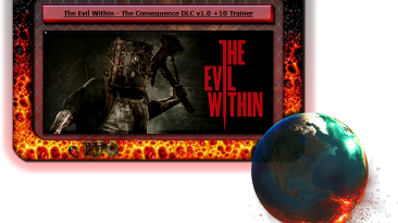 The Evil Within: Трейнер/Trainer (+10) [The Consequence DLC] [1.5] {iNvIcTUs oRCuS / HoG}