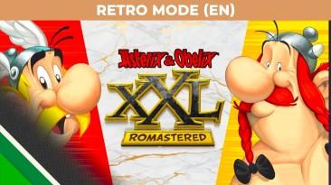Трейлер ретро-режима Asterix & Obelix XXL Romastered