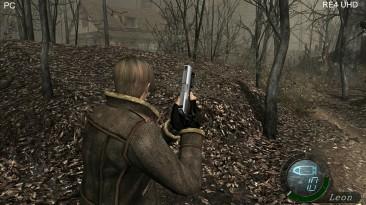 "Resident Evil 4 ""Графика как на Nintendo Wii (Dolphin emulator)"""