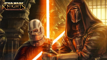 """Star Wars: Knights of the Old Republic """"KotoR Russian Project - русская озвучка (alpha)"""""""