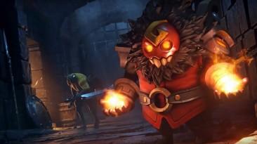 Герои из Battlerite собираются отпраздновать Хэллоуин