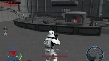 Star Wars: Battlefront III Legacy - Геймплей на Беспине