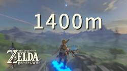 Игрок-снайпер установил новый рекорд в Breath of the Wild