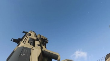 Перезарядка всего оружия за 3 минуты- Call of Duty - Modern Warfare