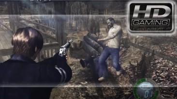 """Resident Evil 4 """"Зомби RE 6 для RE4 не для HD"""""""